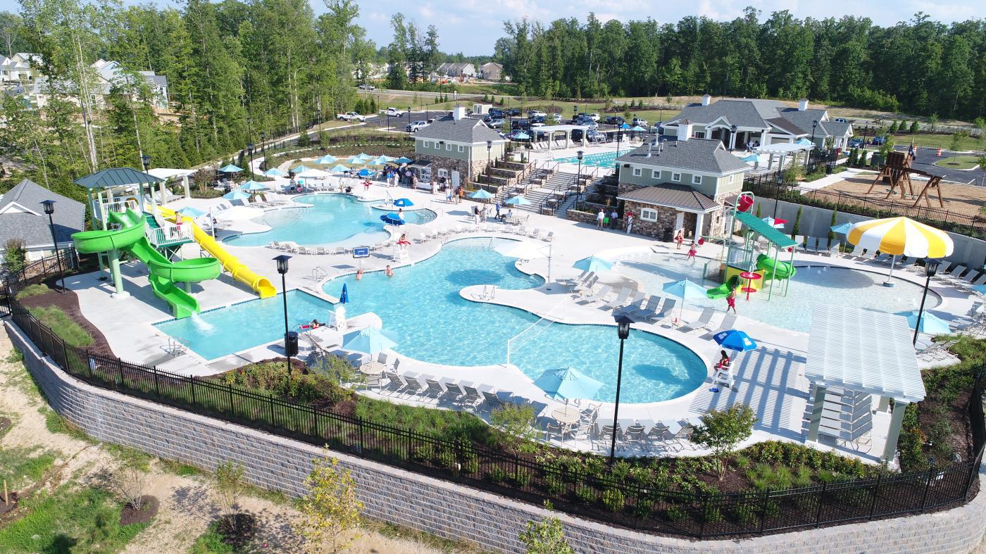 Magnolia Green Aquatic Center Richmond Swim Club Raleigh
